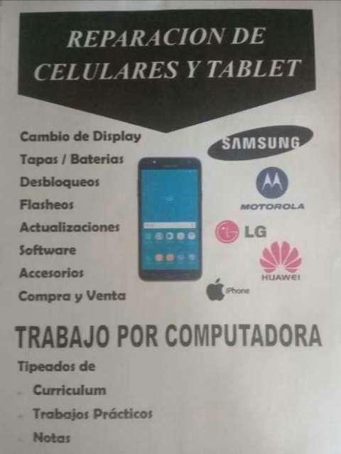 Servicio de reparación de celulares - 0
