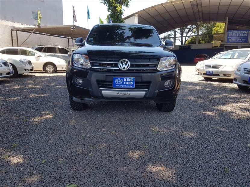 VW Amarok 2017 tdi 4x4 - 0