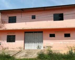 Deposito en Tres Bocas, zona Ñemby/ San Lorenzo 200 mt