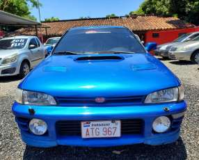 Subaru impresa wrx.titulo de tokio volante original1996