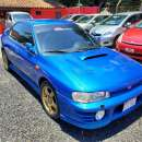 Subaru impresa wrx.titulo de tokio volante original1996 - 3