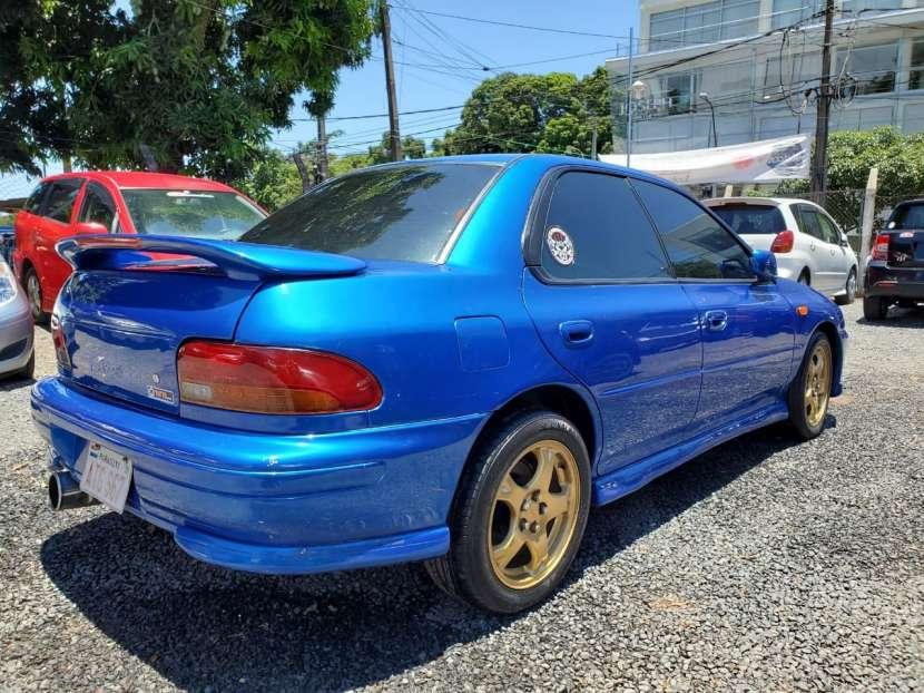 Subaru impresa wrx.titulo de tokio volante original1996 - 4