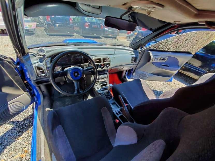 Subaru impresa wrx.titulo de tokio volante original1996 - 5