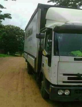 Servicios de mudanza flete transporte de cargas