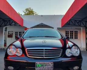 Mercedes benz c230 2007 motor 2.0 naftero automático