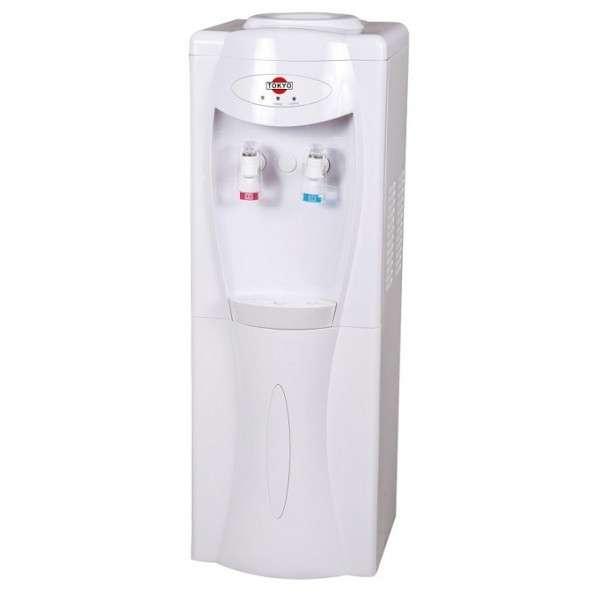 Bebedero tokyo de pie c/refrigerador agua fria/caliente - 0