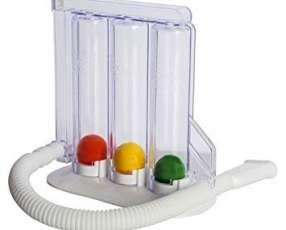 Ejercitador de pulmones triflow