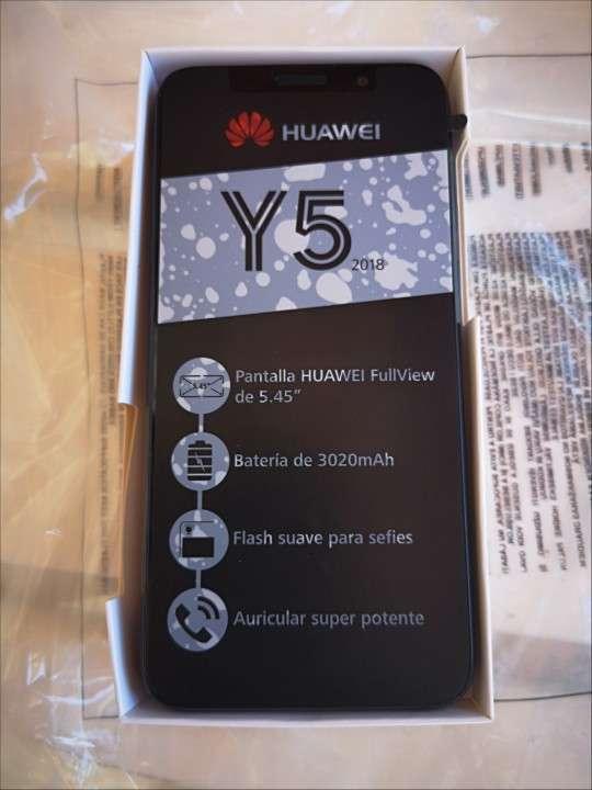 Huawei y5 2018 - 1
