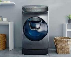 Lavasecarropas Samsung 22 Kg Carga Frontal