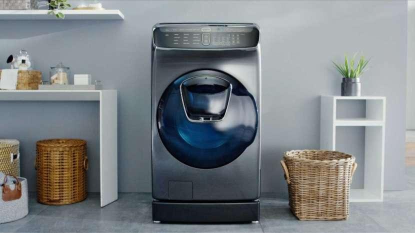 Lavasecarropas Samsung 22 Kg Carga Frontal - 0