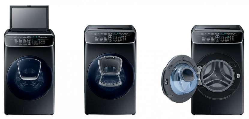 Lavasecarropas Samsung 22 Kg Carga Frontal - 1