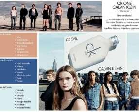 ONE de Calvin Klein