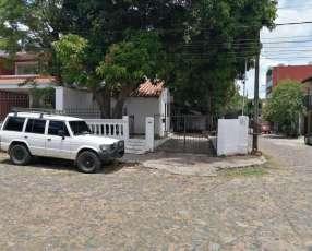 Casita en barrio Mcal Estigarribia
