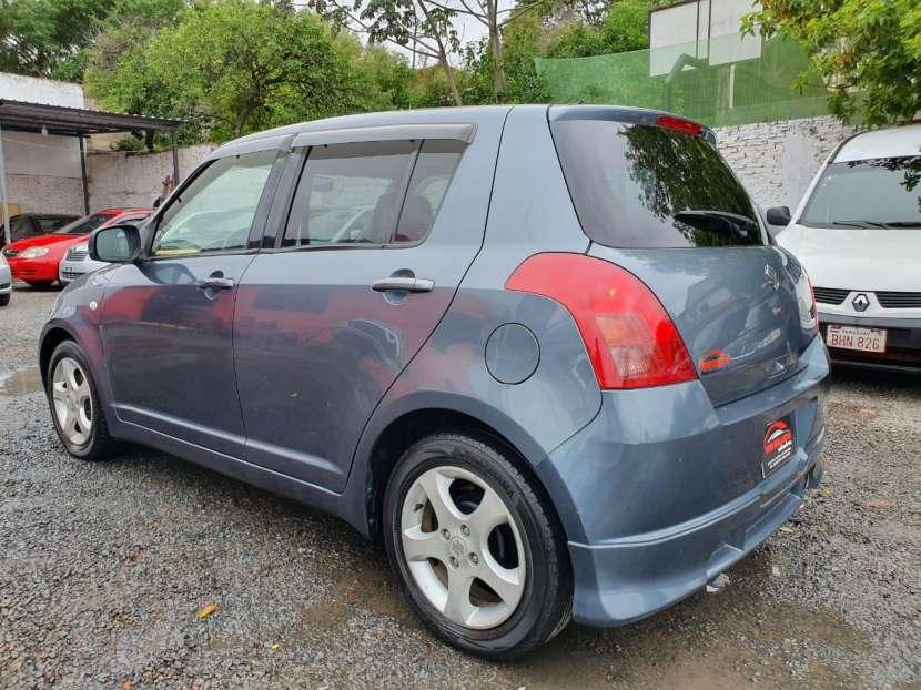 Suzuki swif 2005 - 4