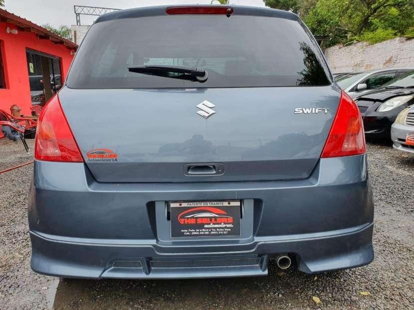 Suzuki swif 2005 - 5