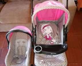 Carrito y baby sit