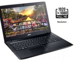 Notebook Acer i3 FHD