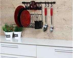 Kit soport de cocina refinamiento b metaltru
