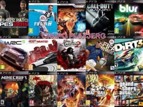 Carga de juegos digitales PS3