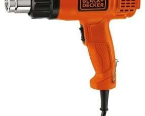 Pistola de calor black and decker HG1500 de 1500 W