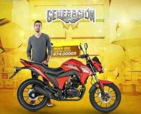 Moto Kenton Rider