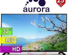 TV Led HD 32 pulgadas de Aurora