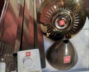 Ventilador KDK Marron