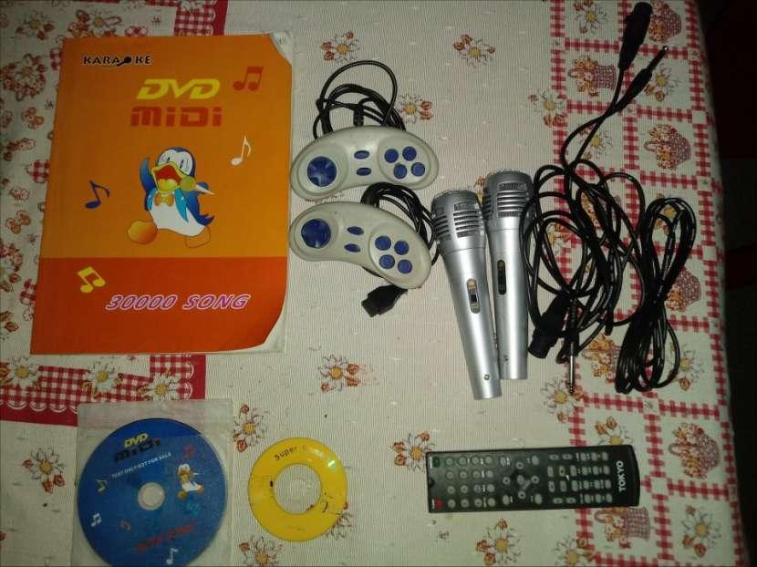 Dvd tokyo con karaoke y juegos - 3