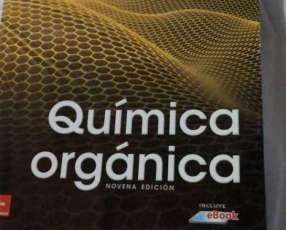 Libro de quimica organica ORIGINAL