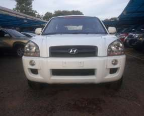 Hyundai Tucson 2005 diésel