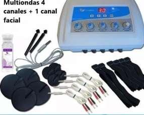 Electrodos de 5 canales