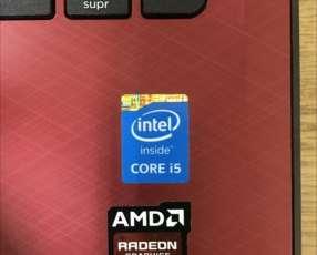Notebook HP i5 Procesador: i5-5200U CPU 2.20Ghz