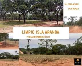 Terreno en Limpio, zona de alto crecimiento.