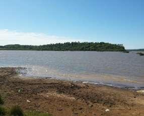 13.5 hectáreas sobre rio en Natalio