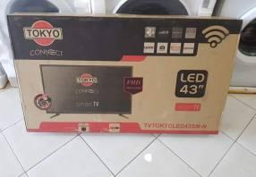 Tv led Smart Tokyo full HD 43 pulgadas