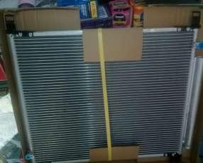 Condensador de Aire Acondicionado para Toyota Hilux Revo