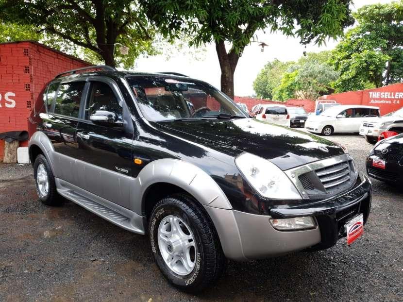 Ssangyong Rexton 2004 - 1