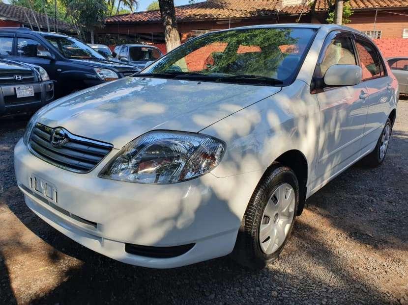 Toyota new corolla 2003 - 2