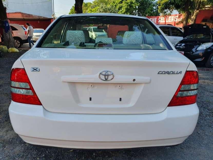 Toyota new corolla 2003 - 3