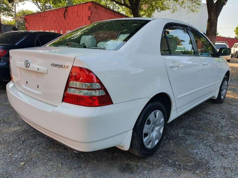 Toyota new corolla 2003 - 5