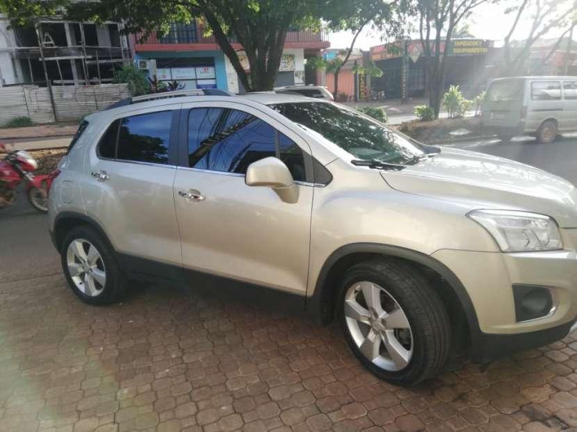 Chevrolet Tracker 2014 - 6