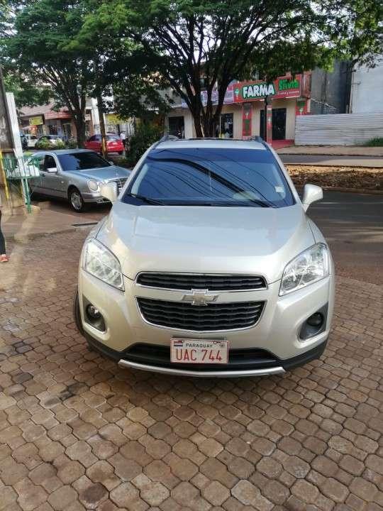 Chevrolet Tracker 2014 - 5