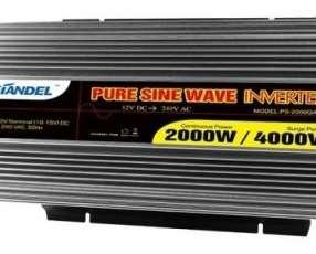 Inversor Onda Pura 12V 220v 4000w