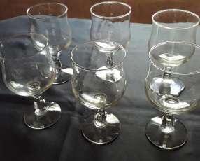 Copas de vino grande