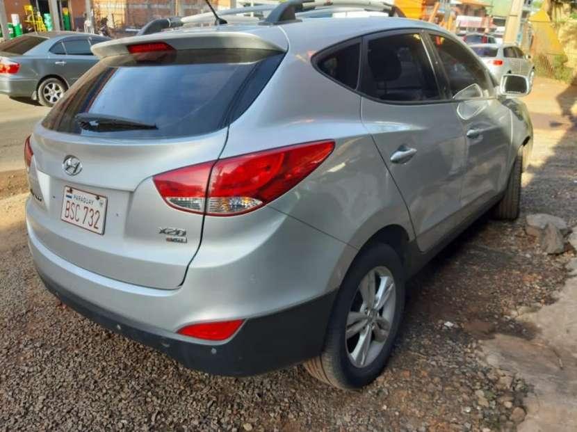 Hyundai Tucson diésel 2010 - 1