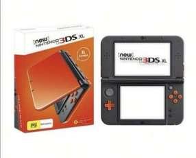 Nintendo 3ds Xl Orange