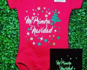 Body Mi Primera Navidad