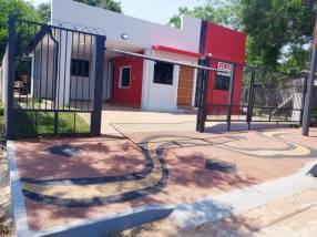 Casa a estrenar en ruta 1 km 16, Barrio Cerrito