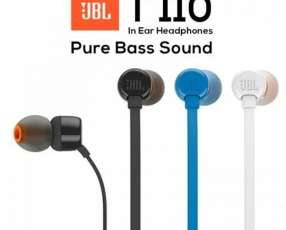 Auriculares Jbl T110 originales
