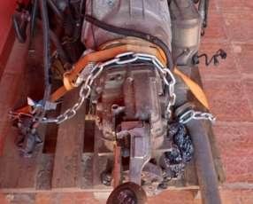 Caja ZF mecánico de BMW 320